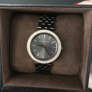 Michael Kors Diamond Watch *Needs New Battery*